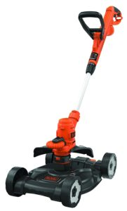 Black + Decker ST5530CM Outil 3 en 1 Coupe-bordure:Tondeuse:Dresse-bordure 550 W 30 cm
